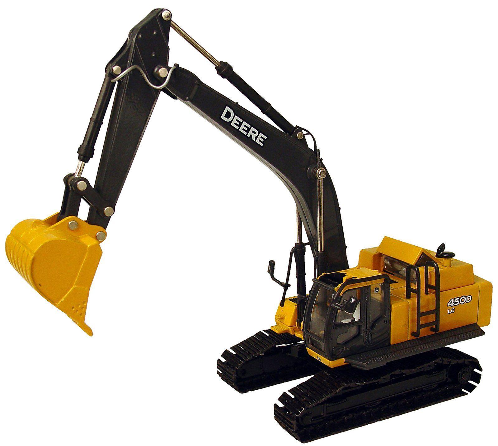 ERTL 1:50 John Deere 450D LC Excavator - Free Shipping