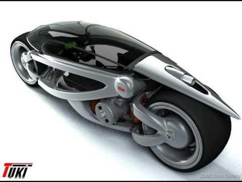 Top 10 Craziest Motorcycles Youtube Motos Geniales