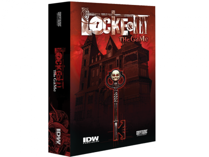 Locke & Key: The Game | Cryptozoic Entertainment