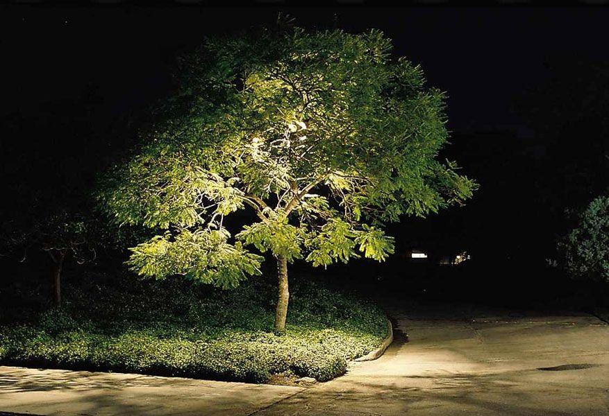 Iluminación de Exteriores y Jardines Jardín Pinterest