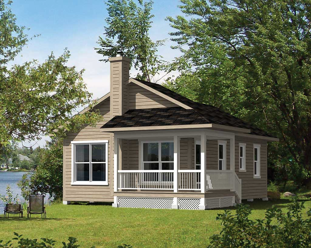 Plan 80736pm Cottage For Narrow Lot In 2021 Cottage House Plans Craftsman House Plans Cottage Plan