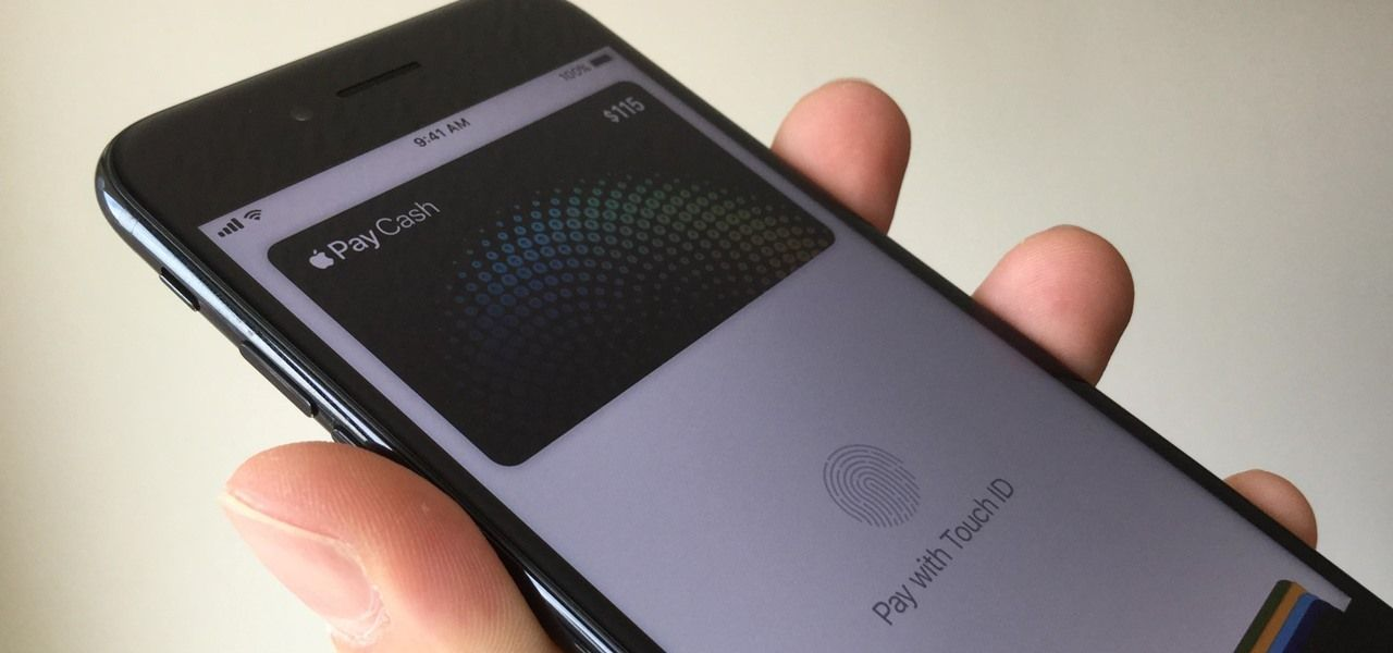 Send receive apple pay cash via messages in ios 11