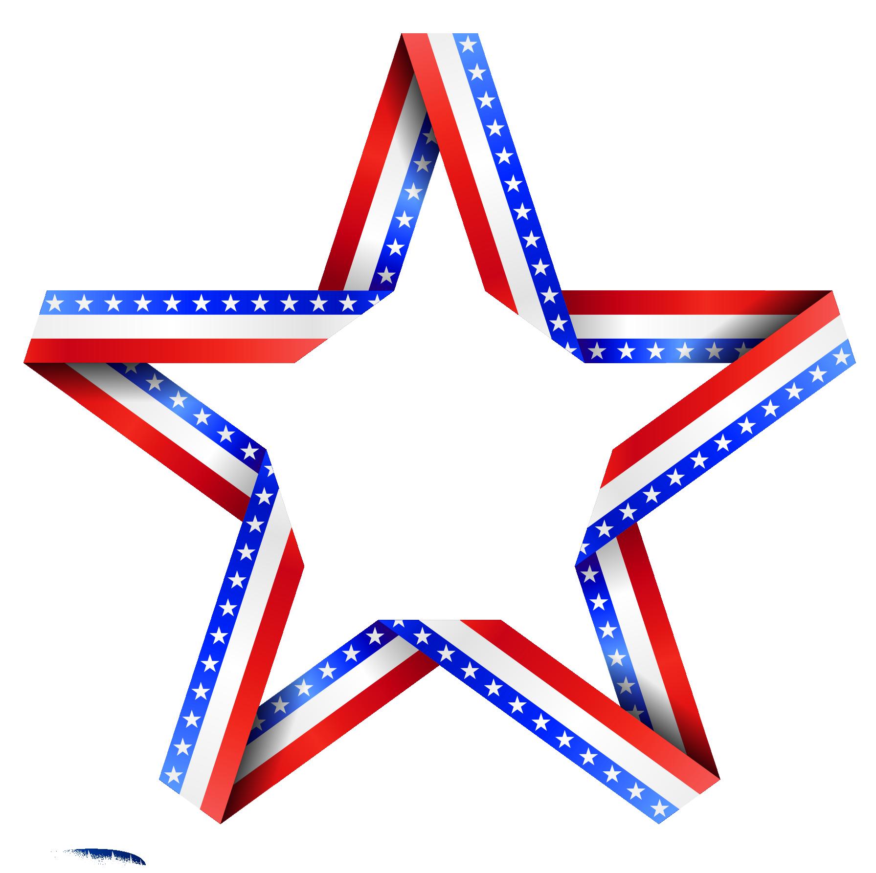 American Star Decor Png Clipart Star Clipart Clip Art Clip Art Freebies