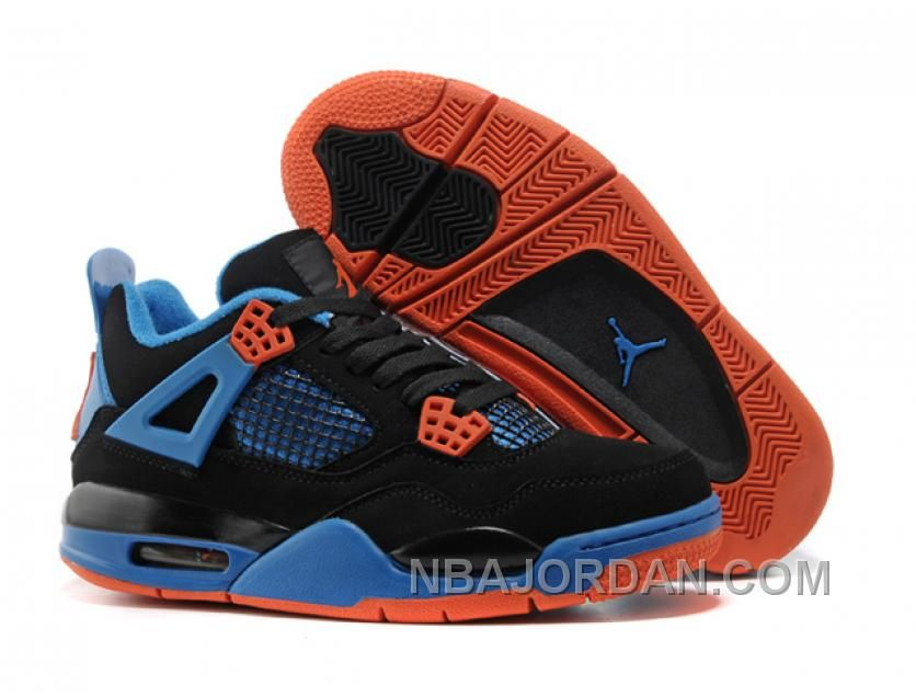 best website f2025 23f88 http   www.nbajordan.com nike-air-jordan-4-womens-basketball-shoes-black- blue-orange-free-shipping.html NIKE AIR JORDAN 4 WOMENS BASKETBALL SHOES ...