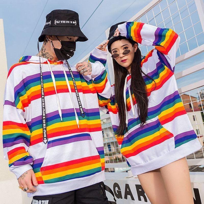 Pin von VileBile auf Fashion | Regenbogen kleidung, Pride ...
