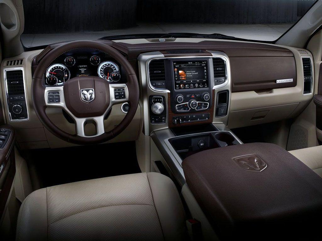 2013 Dodge Ram 2500 Diesel Interior