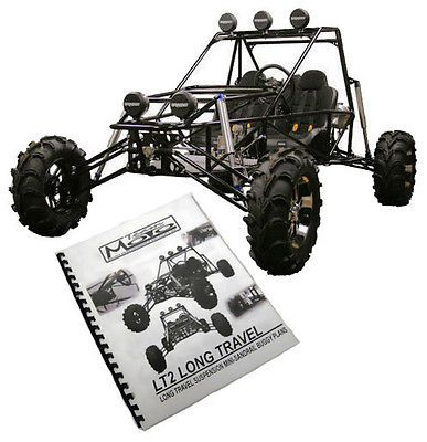 Lt2 go kart cart sandrail offroad dune buggy kits plans | dune buggy ...