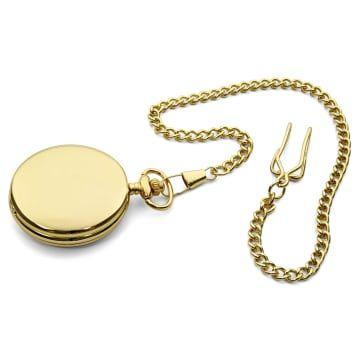 Pulsera de cadena dorada de 8 mm | ¡En stock! El | Fort Tempus