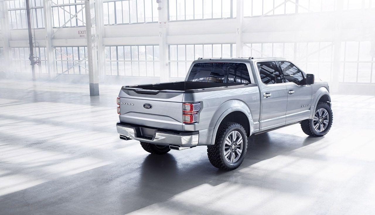 Ford Atlas Concept = 2014 F-150?2