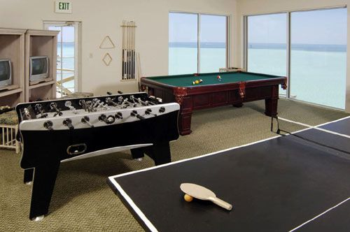 Club Basement Ideas Painting pompano beach club  bermuda luxury hotel, vacation resort: game