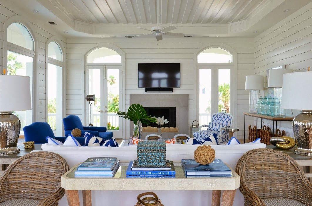 In Good Taste Munger Interiors With Images Beach House Living