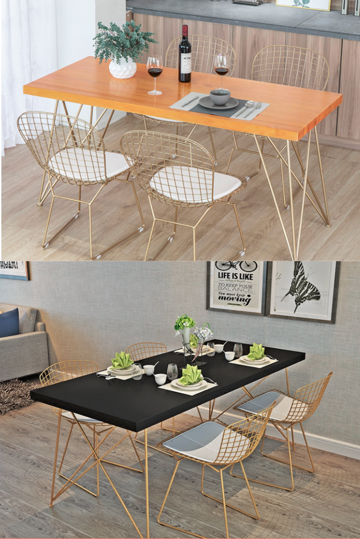 Chic And Compact This Stylish Square Dining Table Set Is A
