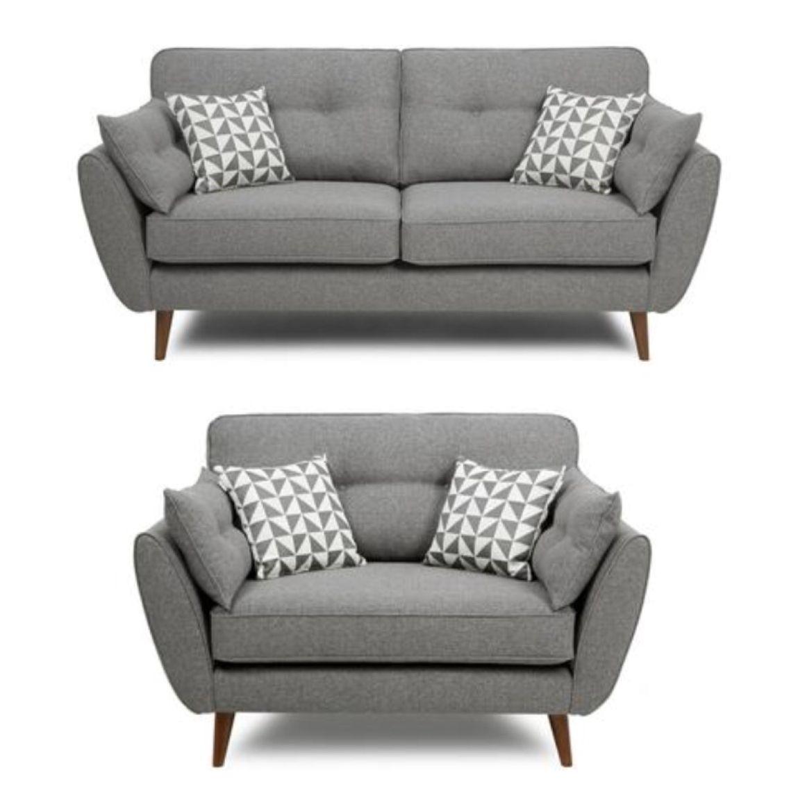 Grey Retro Sofa Sofas Modernos Sofa Para Sala Pequena Sofa Pequeno