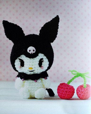 Hello Kitty Crochet Pattern Book Amigurumi Pinterest Hello