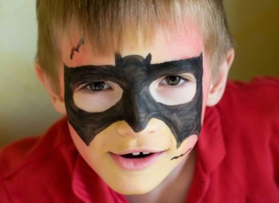 Ideias e truques para pinturas faciais horripilantes para - Pinturas para halloween ...