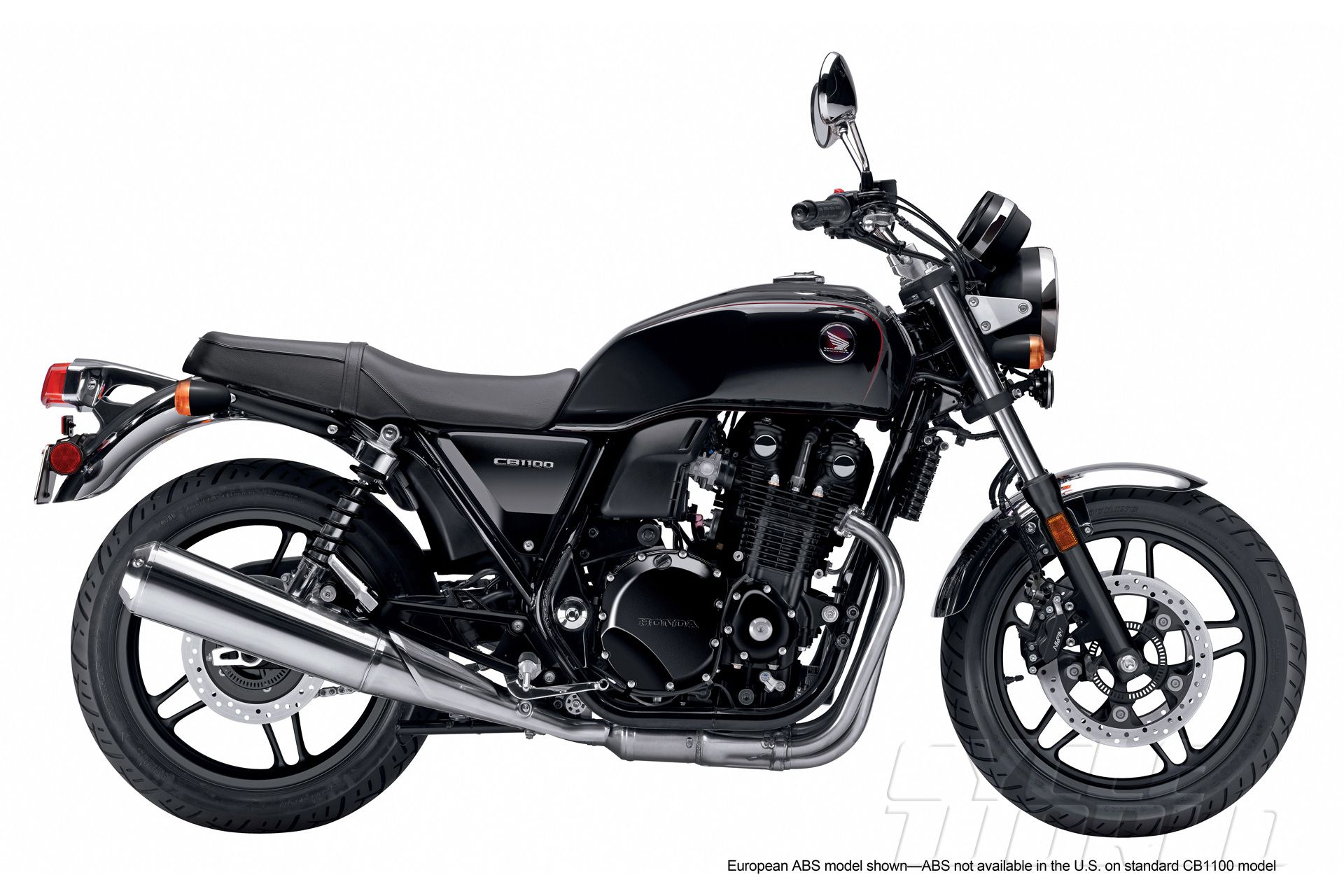 Cycle world 2014 honda cb1100 first look