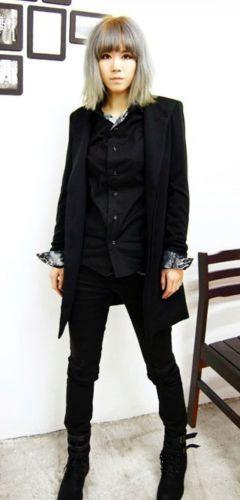 Bloodycat Black White Goth Emo Skull Spider Web Shirt Sz Women M L Men XS S