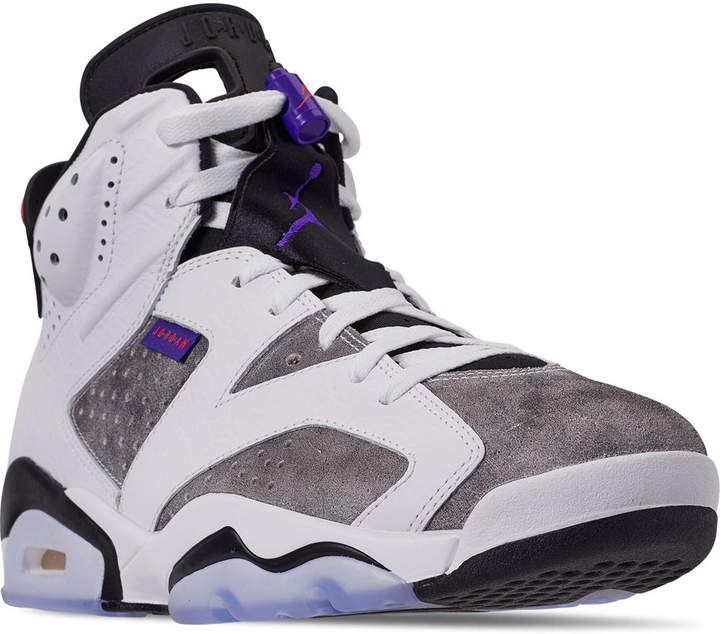 online store d9532 4cb64 Men's Jordan Retro 6 LTR Basketball Shoes | Products in 2019 ...