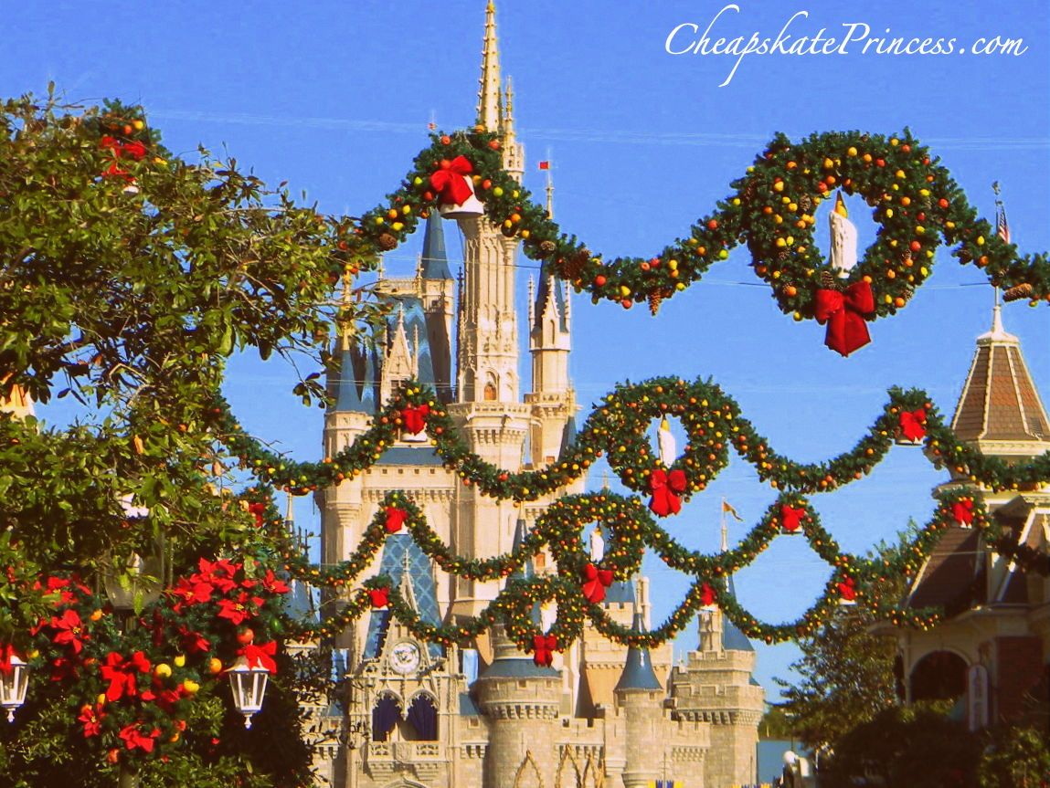 Fun facts about disney world christmas decorations main
