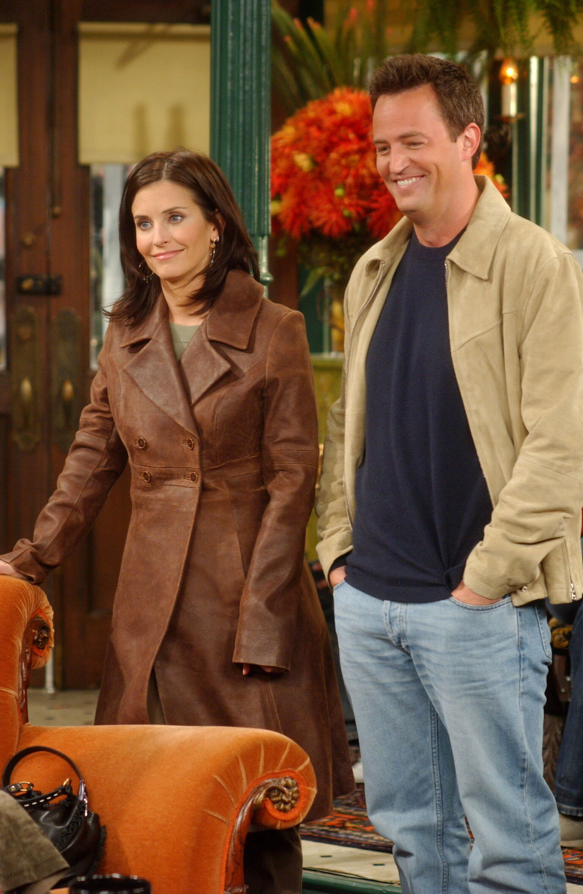 Friends Episode Stills Season 10 Episode 9 The One With The