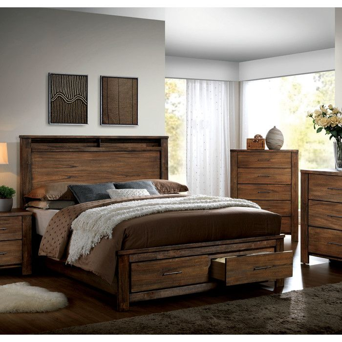 You\'ll love the Thousand Oaks Storage Platform Bed at Wayfair ...