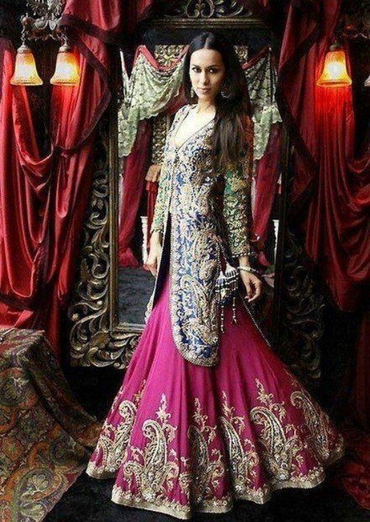 HSY Latest Bridal Dresses Collection 2018