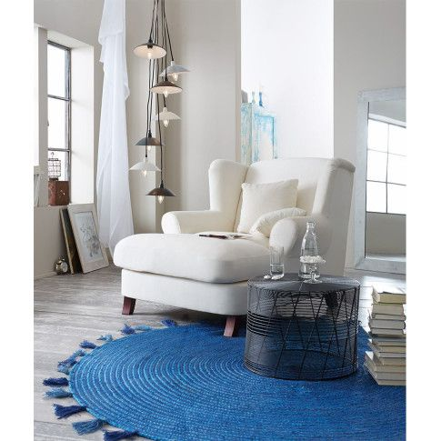 Hamptons Style So Gelingt Der Elegante Beachlook Sessel Ohrensessel Wohnen