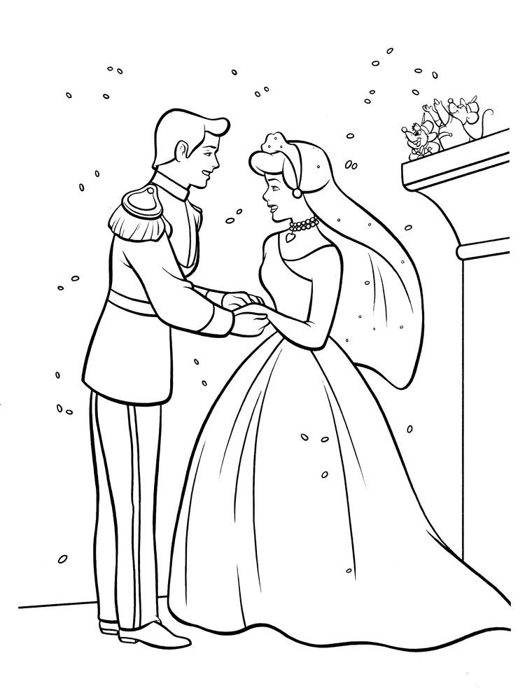 Cinderella Stepmother And Stepsisters Coloring Pages Below Is A Collection Of Ador Cinderella Coloring Pages Descendants Coloring Pages Wedding Coloring Pages