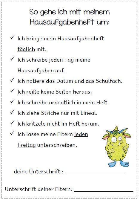 Grundschule Material kostenlos Arbeitsblätter   Organisation ...