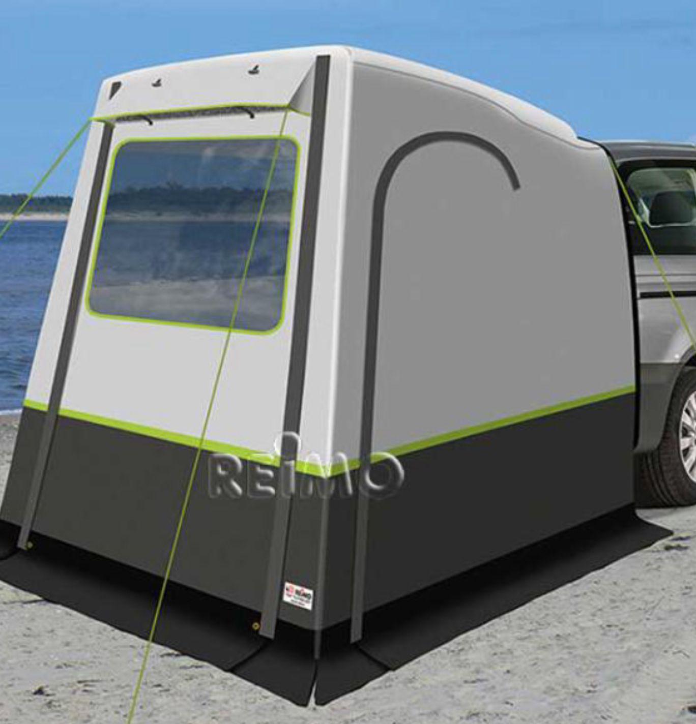 Reimo Update Tailgate Tent For Mercedes Vito | Tailgate ...
