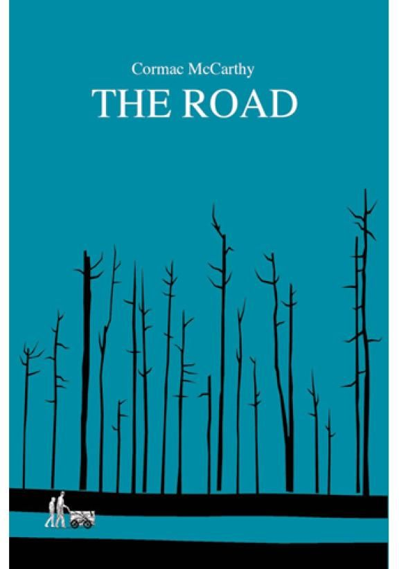 The Road By Cormac Mccarthy Illustration Artist Nick Lowndes