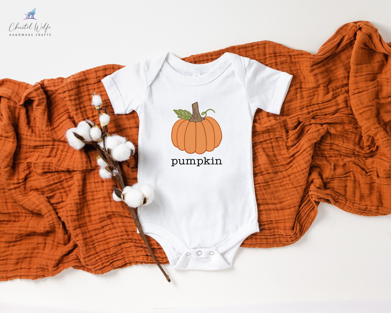 Thanksgiving Onesie, Cutest Pumpkin in the Patch Onesie Unisex Onesie First Thanksgiving Baby Onesie First Fall Onesie Fall Onesie