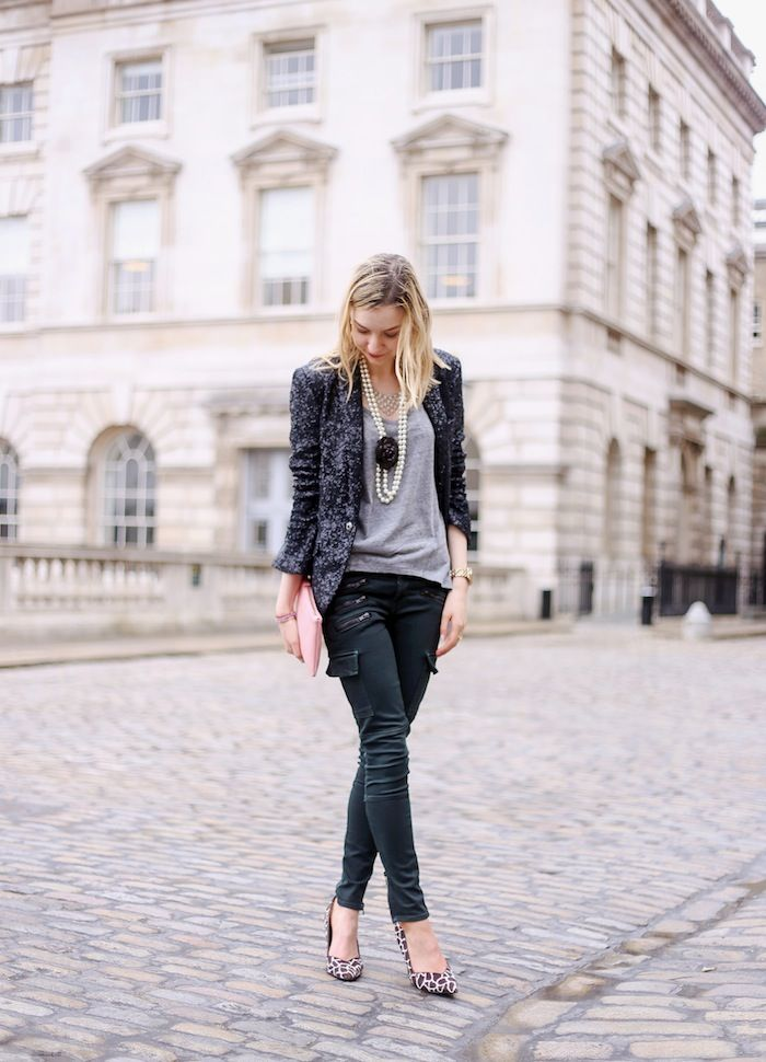 a7c4530d Zadig et Voltaire Sequin Blazer | Ooooooh ooooh fashion ...