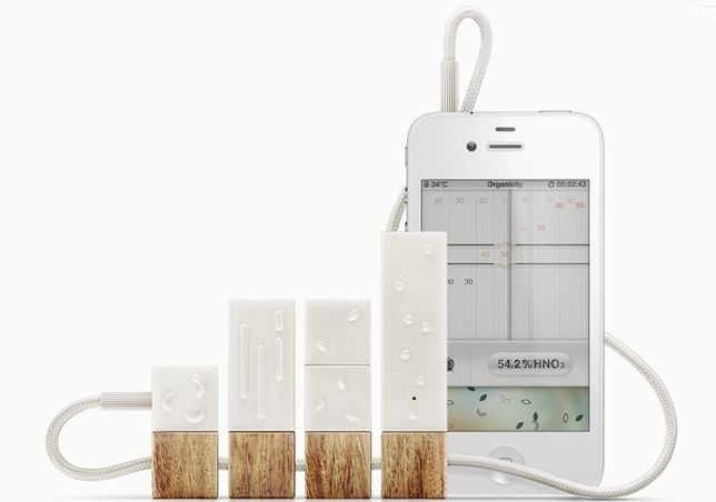 Turn Your iPhone Into An Environmental Sensor. The Lapka