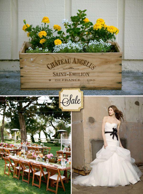 Wedding Decorations For Sale.Weekly Wrap Up A Winner Wedding Ideas Rustic Wedding