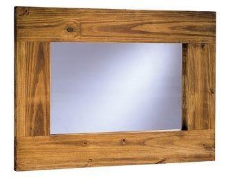 Espejos rusticos de madera google search espejos for Espejos de bano rusticos de madera