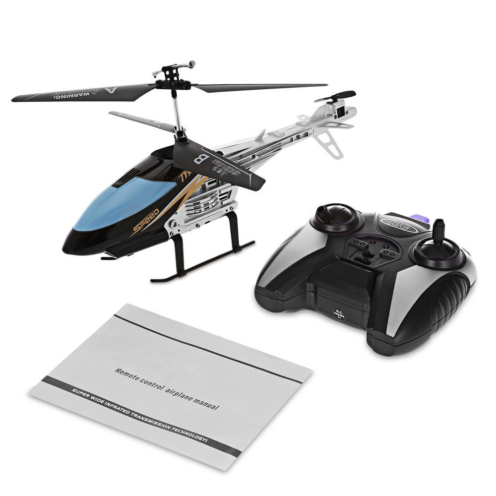 Goolsky Flytec Ty909t 2ch Rc Helicopter With Gyroscope For Kids Toys