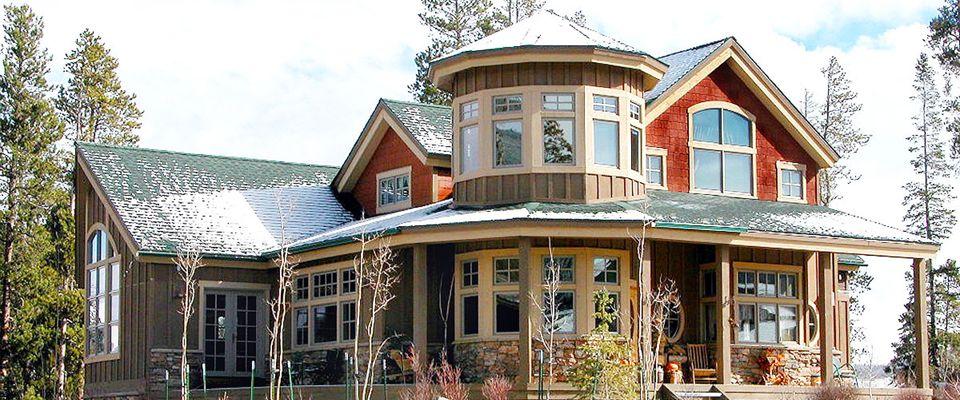 modern victorian houses modern victorian home karen smuland architect bend or - Modern Victorian House Design