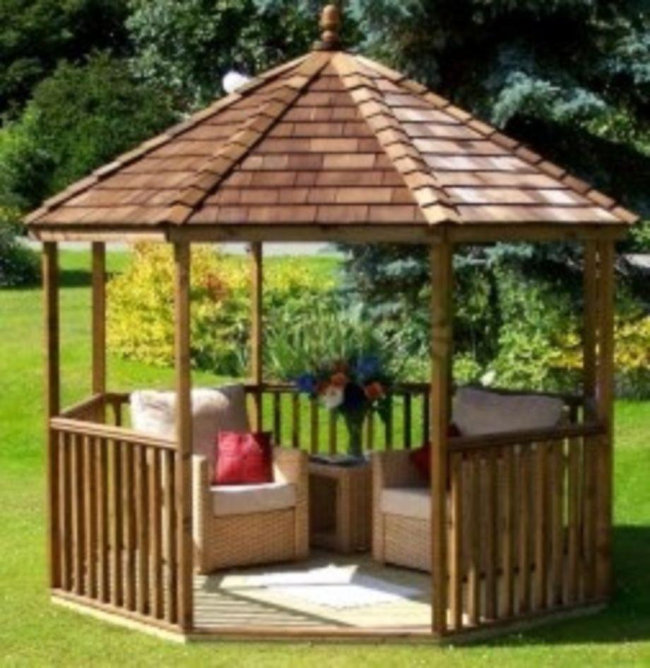 34 Beautiful Gazebo Ideas For Outdoor Space