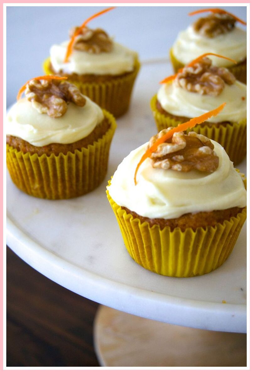 55 reference of easy cupcakes carrot cake recipe in 2020