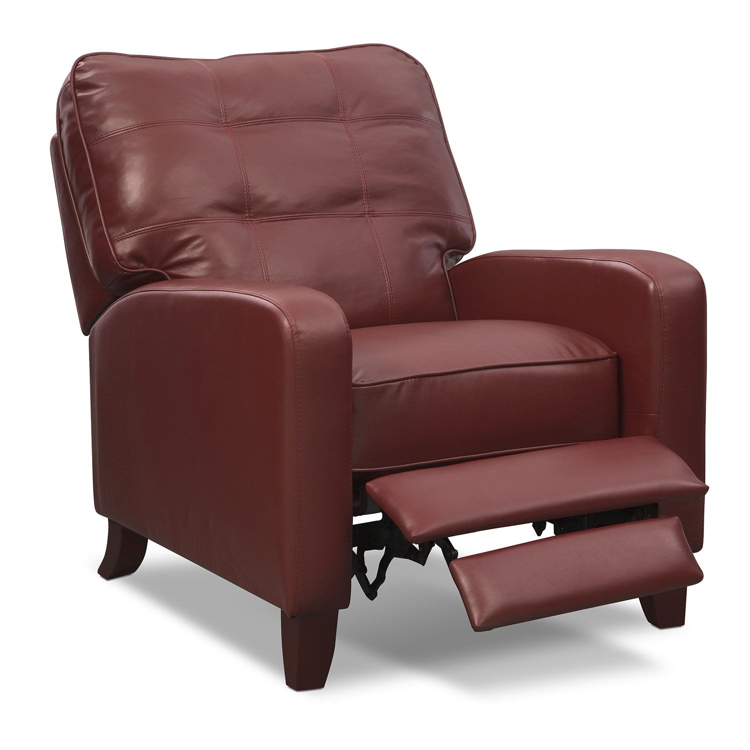 Clinton Pushback Recliner Value City Furniture 249 Value City   Value City  Furniture Store