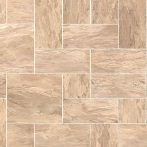 Hampton Bay Slate Taupe 10 Mm Thick X 15 1 2 In Wide X 46 2 5 In Length Click Lock Laminate Flooring 20 02 Sq Ft Case 844267 The Home Depot Laminate Flooring Flooring House On The Rock