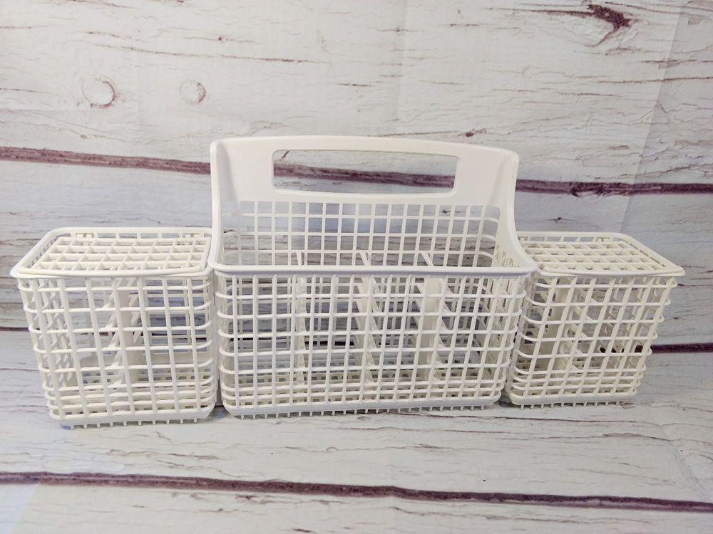 Whirlpool Dishwasher Replacement Silverware Basket P N 3380781