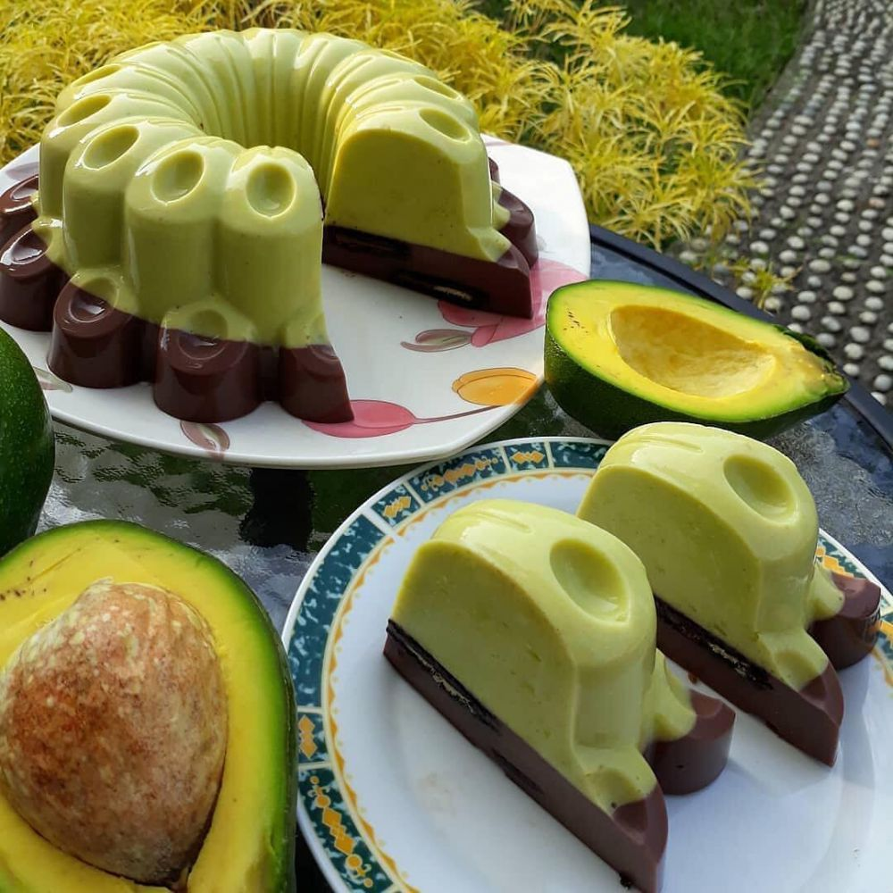 15 Resep Puding Buah Enak Dan Praktis Resep Makanan Penutup Puding Makanan Minuman