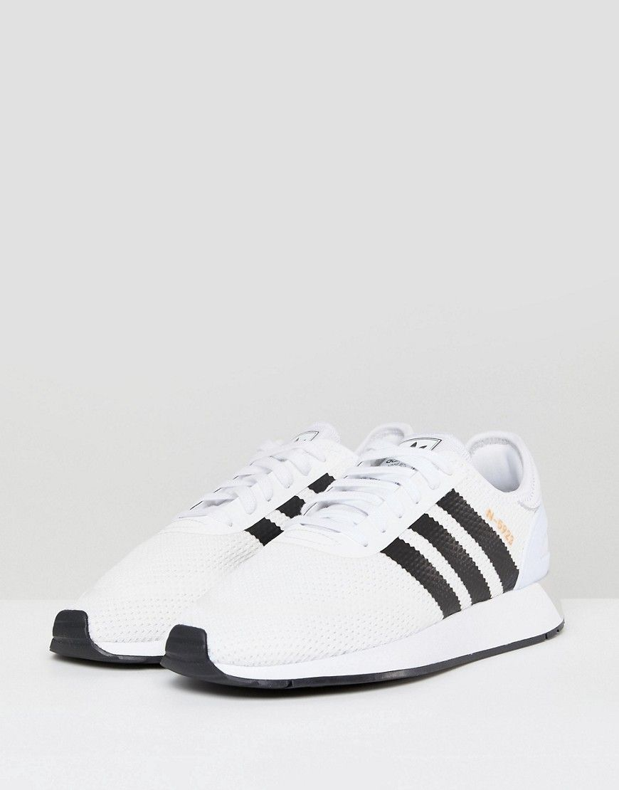 Adidas Originals N 5923 Sneakers In Black Ah2159 for men