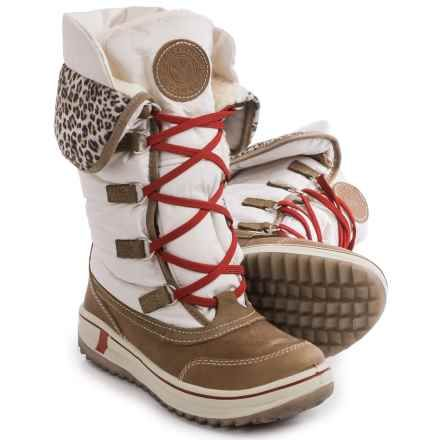 fef4ee25336 Santana Canada Mirabelle Snow Boots - Waterproof, Insulated (For ...