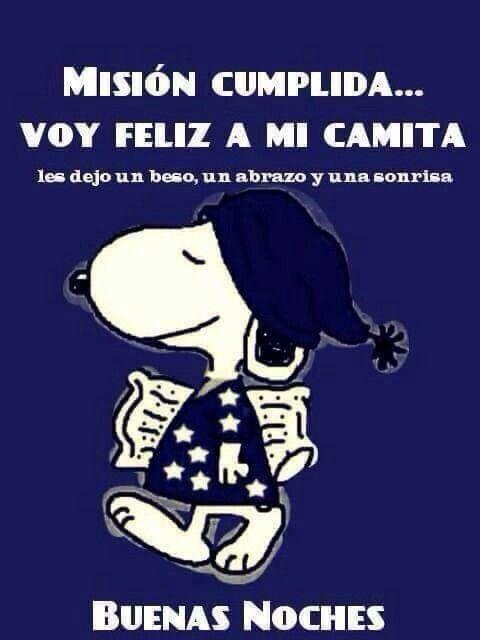 Buenas Noches Snoopy Love Memes Good Night