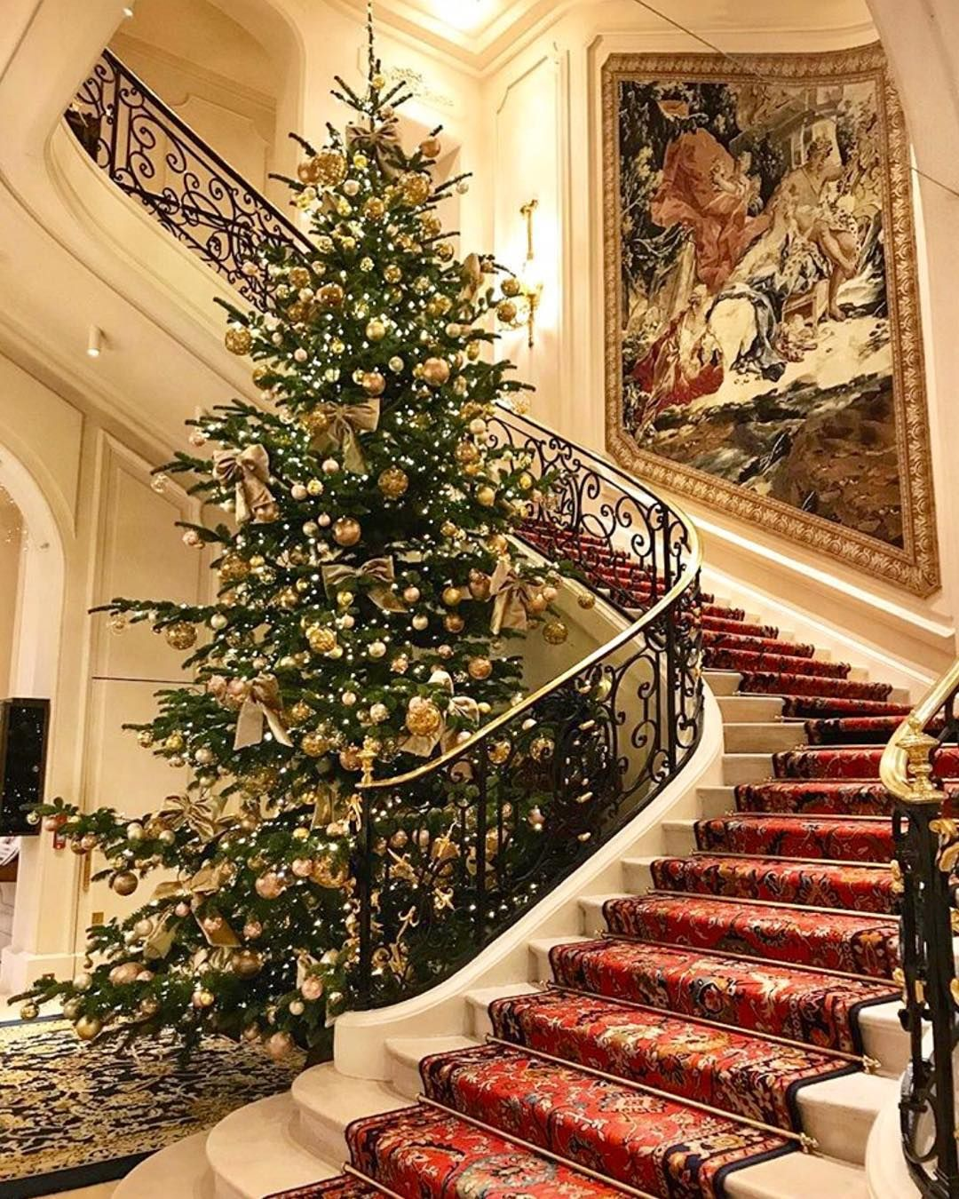Deborah Levy Designs Deborah Levy Designs Christmas Aesthetic Christmas Interiors Beautiful Christmas Trees