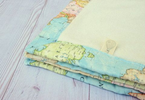 World map blanket with the softest minky a welcome to the world welcome to the world blanket baby blanket world map minky blanket travel theme nursery new baby gift baby shower gift adventure theme gumiabroncs Images