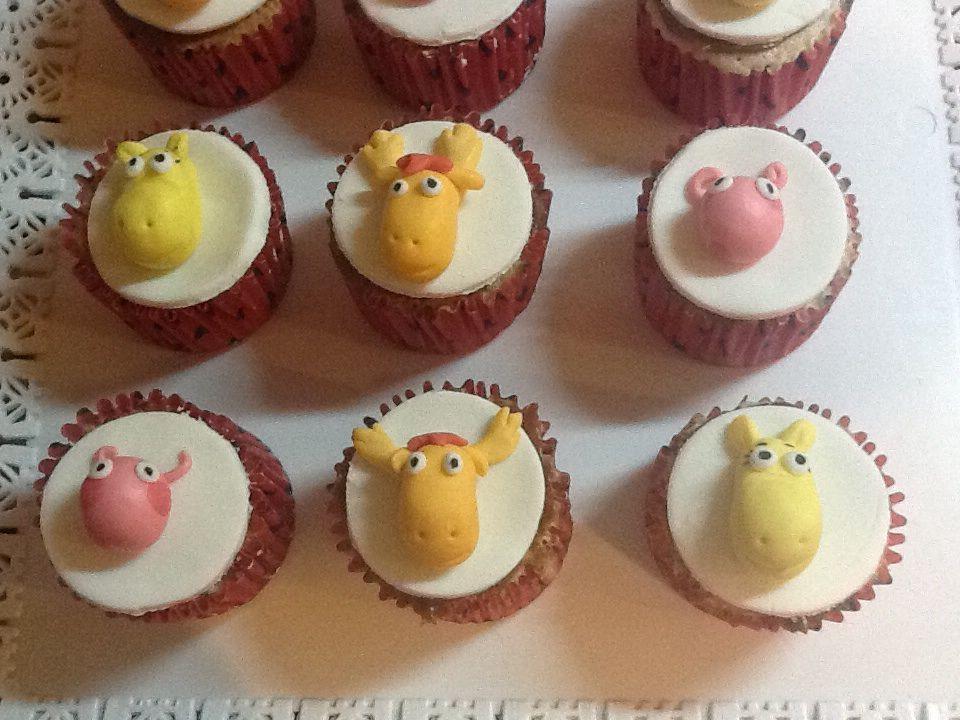 Mis cupcakes! FB/mima.com.ar